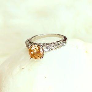 Jewelry - The Cynthia Perfect Peach Princess